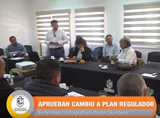Aprueban cambio a plan regulador Quintero
